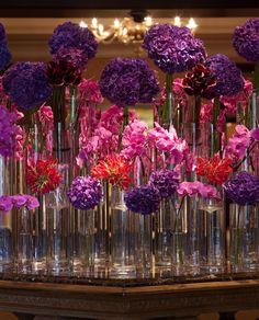 LOBBY LOOK: Ritz-Carlton of Dallas stunning lobby arrangement by Bella Flora of Dallas! #bflive www.bellafloraofdallas.com