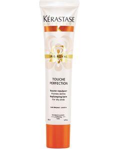 Nutritive Irisome Touche Perfection, Baume Repulpant Pointes Sèches de Kérastase http://www.vogue.fr/beaute/shopping/diaporama/soins-secouristes/17047/image/901648#!nutritive-irisome-touche-perfection-baume-repulpant-pointes-seches-de-kerastase