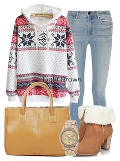 """""""Christmas Family Evening Special Outfit"""" by myfriendshop ❤ liked on Polyvore featuring Alexander Wang and UGG Australia"""