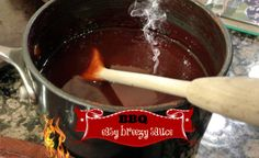 Easy BBQ Sauce from The Painted Apron