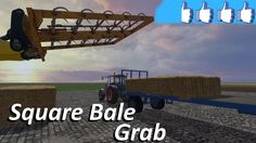 Review Square Bale Grab #FS15