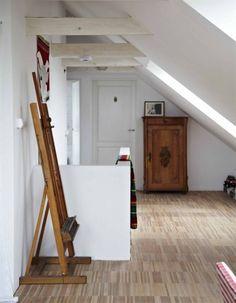 Decoración minimalista y ordenada