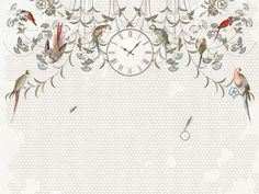 Nonwoven wallpaper 24H Life! 14 Collection by Wall
