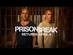 New trailer Prison Break Michael BACK from the dead