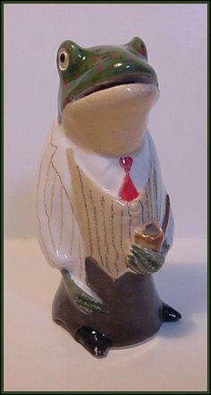 Stuart Bass Frog Pie Bird
