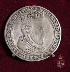 Żeton koronacyjny Zygmunta III-1587 | FUNDACJA XX. CZARTORYSKICH