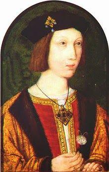 Arturo Tudor fue el hijo mayor de Enrique VII de Inglaterra y de su reina consorte Isabel de York. Enrique llamó Arturo a su hijo mayor en honor del Rey Arturo, en parte como un símbolo de sus esperanzas.