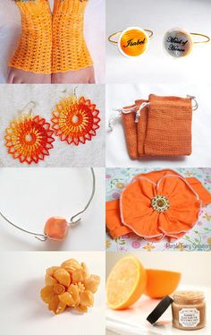 Cozy Fruity Marmalade  ♥ JOIN HANDMADE GIFTS Team, we're here to help promote you! https://www.etsy.com/teams/19369/handmade-gifts