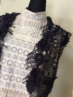 #miyaco #lace #fashion #ストール