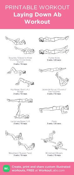 top-less rutina de ejercicio