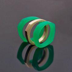 Mina ringar snart klara, gjorda av Petronella Eriksson.