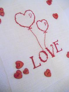 Love  La Comtesse & Le Point De Croix: February 2013