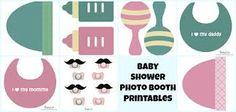 Resultado de imagen para props para baby shower