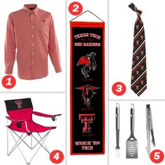 FATHER'S DAY - 5 Hot Items! http://www.rallyhouse.com/ncaa-texas-tech-red-raiders?utm_source=pinterest&utm_medium=social&utm_campaign=Pinterest-TexasTechRedRaiders