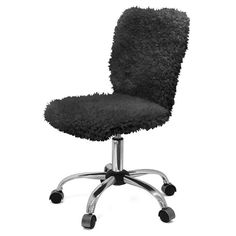 Found it at Wayfair Supply - Desk Chair - comes in soft pink, white or black