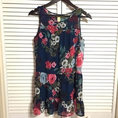 Urban Outfitters Floral Dress Cute floral dress. Perfect for spring and summer! Pins & Needles Dresses