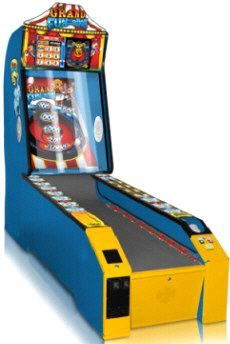 The Grand Fun Alley Roller Arcade Game From Baytek Games  Get More Information about this game at: http://www.bmigaming.com/games-catalog-baytek-games.htm