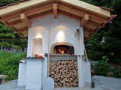 Brotofen, Pizzaofen, forno a legna, four à pizza