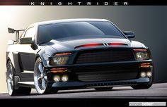 Knight Rider Mustang