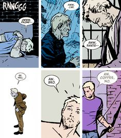 hawkeye is everything