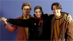 My Own Private Idaho, Gus Van Sant, River Phoenix and Keanu Reeves River And Joaquin Phoenix, River Phoenix Keanu Reeves, My Own Private Idaho, River I, Handsome Actors, Mans World, My Sunshine, Celebrity Photos, Role Models