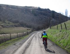 March Gravel Grinding by Doug in Idaho, via Flickr