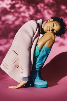 AMERICAN YOUTH — senyahearts:   Willow Smith by Tyrone Lebon in...