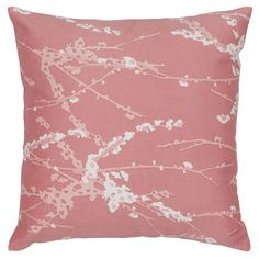 Cotton throw pillow.   Product: PillowConstruction Material: 100% Cotton cover and polyester fillColo...