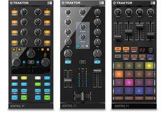 Traktor : DJ Mixer : Traktor Kontrol Z2 - DJ Mixer And Controller   Products