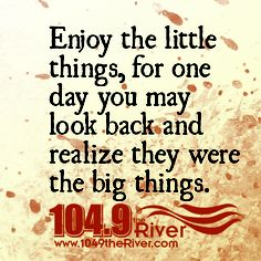 River Positive Thought...