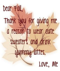 The Pinterest Project: Fall Printable