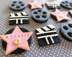 cookie film cupcakes - Buscar con Google