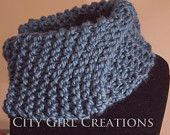 Super Cozy Wool Blend Fold Over collar Cowl