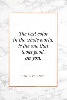 47 of the Best Coco Chanel Quotes About Fashion, Life & Luxury! fashion quotes 47 of the Best Coco Chanel Quotes About Fashion, Life & Luxury! Chanel Frases, Citations Chanel, Citation Coco Chanel, Coco Chanel Quotes, Gucci Quotes, Positive Quotes, Motivational Quotes, Inspirational Quotes, Estilo Coco Chanel