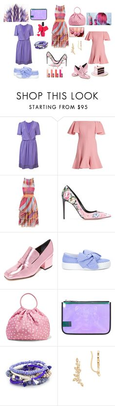 """Everyday fun"" by jamuna-kaalla ❤ liked on Polyvore featuring Vanessa Bruno, Valentino, Cecilia Pradomurion, Alexander McQueen, Dorateymur, Joshua's, RED Valentino, Kenzo, Lacey Ryan and Cloverpost"