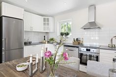 #homestyling #styling #kitchen #kök Homestyling av fritidshus utanför Uppsala | Move2