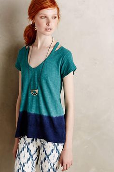 Headlands Tee - anthropologie.com