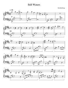 Still Waters (Original Piano Solo)