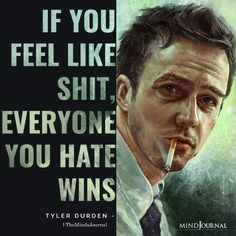 20+ Fight Club Quotes That'll Change Your Outlook Of Life