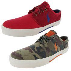d4df1b643ca7 Polo Ralph Lauren Mens Faxon Low Leather Sneaker  PoloRalphLauren   FashionSneakers