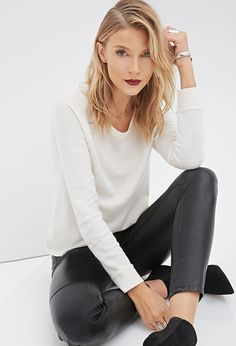 Classic Thermal Top - Tops - 2000138129 - Forever 21 EU