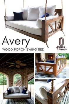 Outdoor Spaces, Outdoor Living, Outdoor Decor, Outdoor Sofa, Outdoor Furniture Plans, Backyard Patio Designs, Cabana, Porch Decorating, Bustle