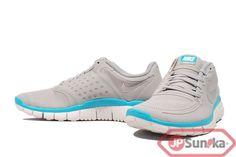 b9d2275f896e Nike Free 5.0 V4 Wolf Grey (511282-013)