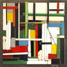 COSTA - Galerie Art Jingle Street Art, Galerie D'art, Paris, Contemporary, Contemporary Artists, Contemporary Art