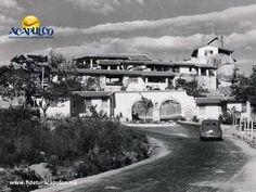 #acapulcoeneltiempo El afamado hotel Las Américas de Acapulco. ACAPULCO EN EL TIEMPO. Uno de los hoteles más populares de Acapulco durante las décadas de los años 50 y 60, fue el hotel Las Américas, el cual cambió de nombre a lo largo del tiempo como Prado-Américas y finalmente, Cantamar. Una de sus principales características, era su torre de piedra. Obtén más información en la página oficial de Fidetur Acapulco.