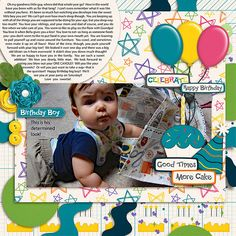 Can't believe it's been a year already!!  I used Make a wish from Leaving a Legacy found here:  http://store.gingerscraps.net/Make-a-Wish-LLD.html and a template from Seatrout scraps  August Adventures template grab bag found here:   http://store.gingerscraps.net/August-Adventures-4-Template-Grab-Bag.html