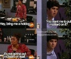 Damn straight it won't. Drake and Josh at it's finest right here.