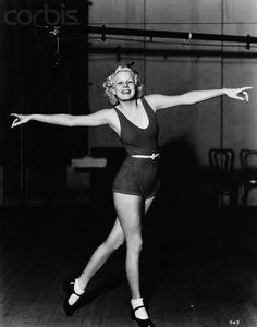 Jean Harlow Dancing