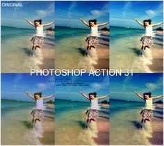 Photoshop Action 31 #photoshop #actions
