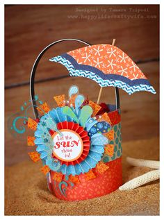 SVG Cuts - Wet N Wild Kit. Summer Pail.